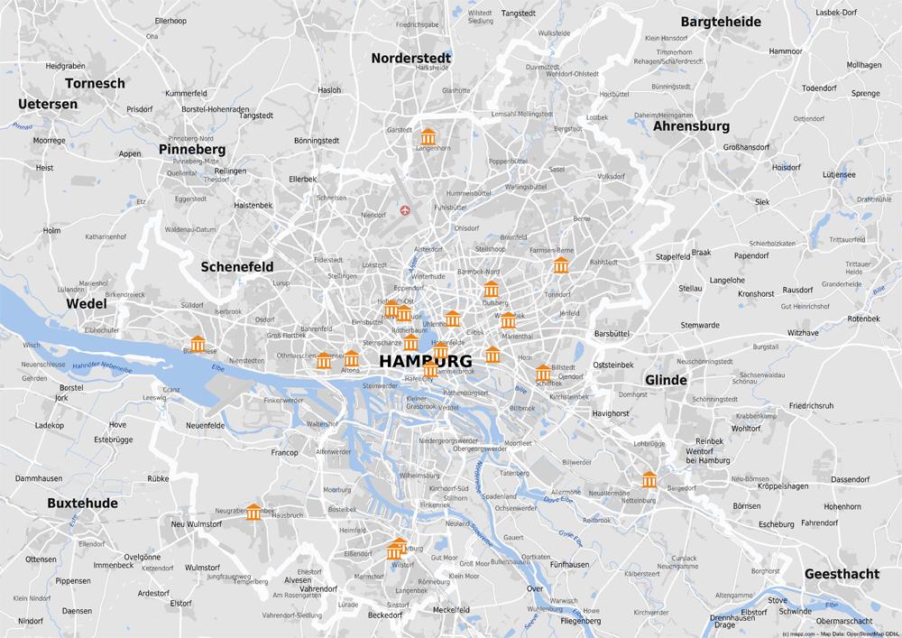 www.mapz.com · Download site for road maps und city maps · Downloadportal für Stadtpläne und Landkarten